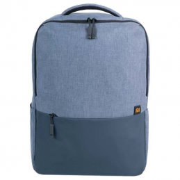 Mochila xiaomi commuter backpack/ 21l/ azul claro