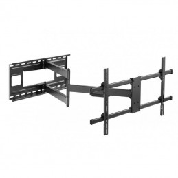 Soporte de pared orientable/ inclinable/ fonestar mov-384pr para tv de 43-80'/ hasta 50kg