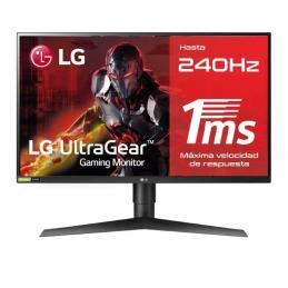 Monitor gaming lg ultragear 27gn750-b 27'/ full hd/ negro