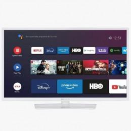 Televisor eas electric e32an70w 32'/ hd/ smart tv/ wifi/ blanco