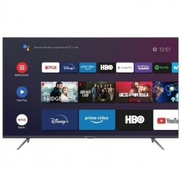 Televisor eas electric e55an90h 55'/ ultra hd 4k/ smart tv/ wifi