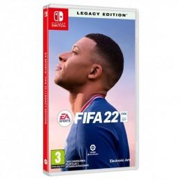 Juego para consola nintendo switch fifa 2022: edición legacy