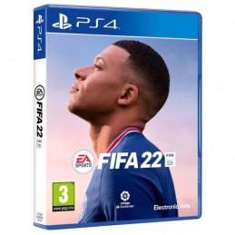 Juego para consola sony ps4 fifa 2022