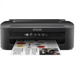 Impresora epson workforce wf-2010w wifi/ negra