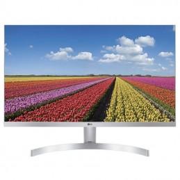 Monitor lg 27mk600m-w 27'/ full hd/ blanco