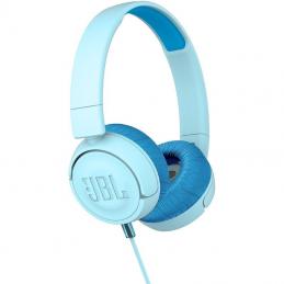 Auriculares jbl jr300/ jack 3.5/ azules