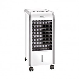 Climatizador evaporativo jocca 1137/ 3 niveles de potencia/ depósito 3l