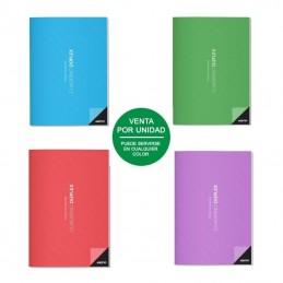 Cuaderno duplex profesorado additio p142/ 112 hojas/ a4/ colores surtidos