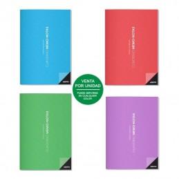 Cuaderno de memo-notas profesorado additio p152/ 128 hojas/ a4/ colores surtidos