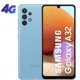 Smartphone samsung galaxy a32 4gb/ 128gb/ 6.4'/ azul
