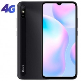 Smartphone xiaomi redmi 9at 2gb/ 32gb/ 6.53'/ gris