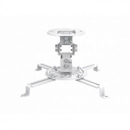 Soporte de techo para proyector fonestar spr-547b/ orientable-inclinable/ hasta 13.5kg