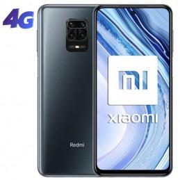 Smartphone xiaomi redmi note 9 pro 6gb/ 128gb/ 6.67'/ gris interestelar