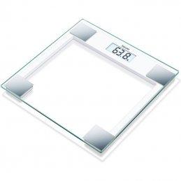 Báscula de baño beurer gs-14/ hasta 150kg/ vidrio