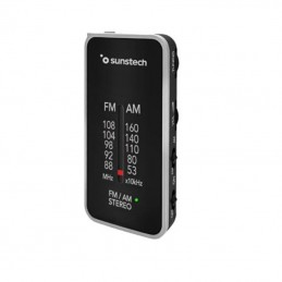 Radio portátil sunstech rpc6sl/ plata