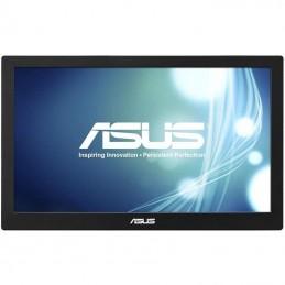 Monitor portátil asus mb168b 15.6'/ wxga/ negro