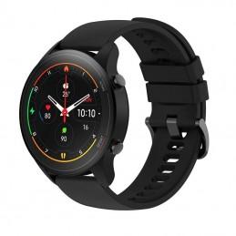 Smartwatch xiaomi mi watch/ notificaciones/ frecuencia cardíaca/ gps/ negro