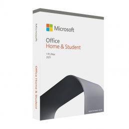 Microsoft office hogar y estudiantes 2021/ 1 usuario/ licencia perpetua