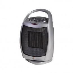 Calefactor fm tc-1800/ 1800w/ temperatura regulable