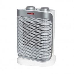 Calefactor fm tc-1900/ 1800w/ temperatura regulable