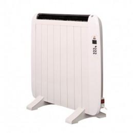 Emisor térmico fm domo-1200/ 1200w/ 8 elementos caloríficos