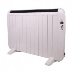 Emisor térmico fm domo-1800/ 1800w/ 12 elementos caloríficos