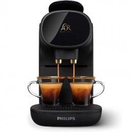 Cafetera de cápsulas philips l'or barista sublime lm 9012/60/ negra