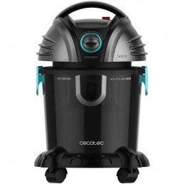 Aspirador de trineo cecotec conga wet and dry totalclean/ 1400w