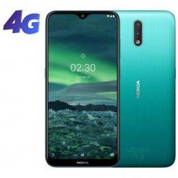 Smartphone nokia 2.3 2gb/ 32gb/ 6.2'/ verde cian