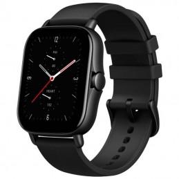 Smartwatch huami amazfit gts 2e/ notificaciones/ frecuencia cardíaca/ gps/ negro medianoche