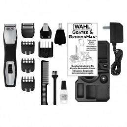Afeitadora wahl body groomer pro all in one/ con batería/ con cable/ 7 accesorios