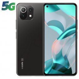 Smartphone xiaomi 11 lite ne 6gb/ 128gb/ 6.55'/ 5g/ negro trufa