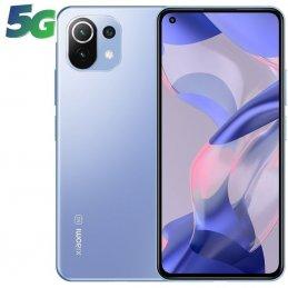Smartphone xiaomi 11 lite ne 6gb/ 128gb/ 6.55'/ 5g/ azul chicle