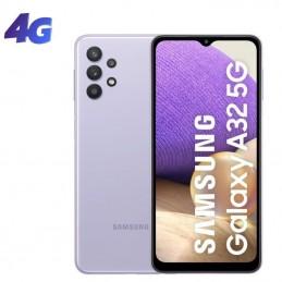 Smartphone samsung galaxy a32 4gb/ 128gb/ 6.4'/ violeta