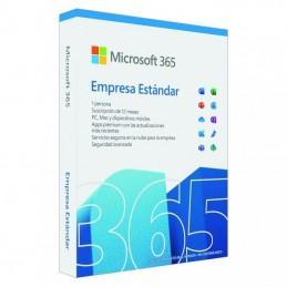 Microsoft office 365 empresa estándar/ 1 usuario/ 1 año/ 5 dispositivos