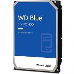 Disco duro western digital wd blue pc desktop hard drive 4tb/ 3.5'/ sata iii/ 256mb