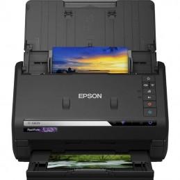 Escáner fotográfico epson fastfoto ff-680w con alimentador de documentos adf/ doble cara