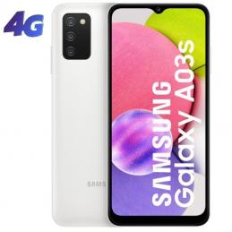 Smartphone samsung galaxy a03s 3gb/ 32gb/ 6.5'/ blanco
