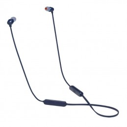 Auriculares inalámbricos intrauditivos jbl tune 115bt/ con micrófono/ bluetooth/ azules
