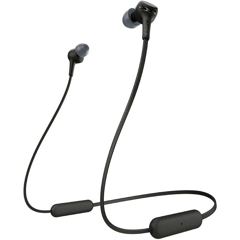 Auriculares inalámbrico intrauditivos sony wi-xb400 extra bass/ con micrófono/ bluetooth/ negros