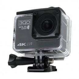 Cámara digital deportiva 3go wildcam4/ 12mp/ angulo de visión 160º