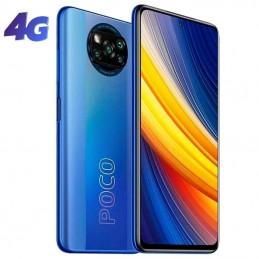 Smartphone xiaomi pocophone x3 pro 6gb/ 128gb/ 6.67'/ azul helado