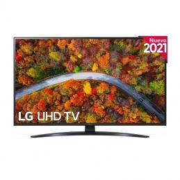 Televisor lg uhd tv 43up81006lr 43'/ ultra hd 4k/ smart tv/ wifi
