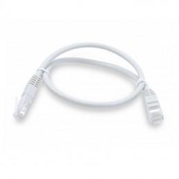 Cable de red rj45 utp 3go cpatchc61 cat.6/ 1m/ blanco