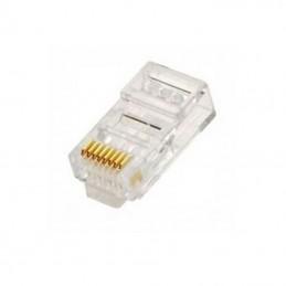 Conector rj45 3go rj45cat5/ cat 5/ 100 unidades