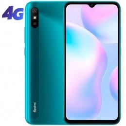 Smartphone xiaomi redmi 9at 2gb/ 32gb/ 6.53'/ verde