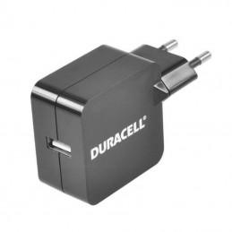 Cargador de pared duracell dracusb2-eu/ 1xusb/ 2.4a
