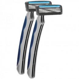 Cuchilla de afeitar bic flex3 classic/ 2 uds