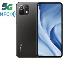 Smartphone xiaomi mi 11 lite 8gb/ 128gb/ 6.55'/ 5g/ negro trufa