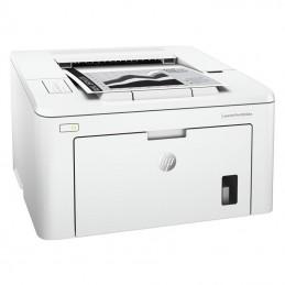 Impresora láser monocromo hp laserjet pro m203dw wifi/ dúplex/ blanca